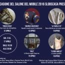SALONE DEL MOBILE 2016 [▼ Click & scroll down]